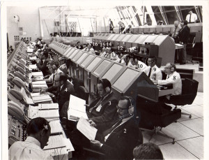 Apollo 14 CDDT rows C & D numbered