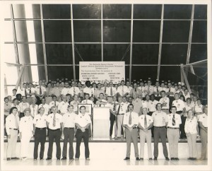 IBM Apollo Launch Team