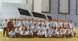 S-II Launch Crew (Rockwell)