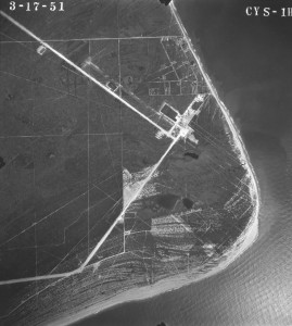 1 Cape Aerial Mar 1951  CYS_1H_89
