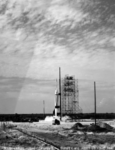 12 Bumper #8 Launch July 28, 1950  #b