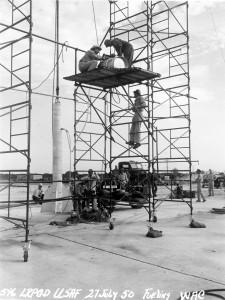 5a Wac Fueling July 27, 1950 G-0596