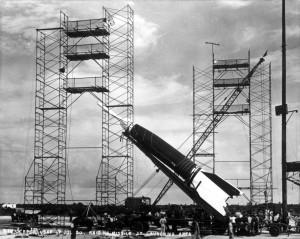 6 Bumper Erection July 17, 1950 G-0519