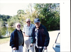 George Brashear, George Page, Tom O'malley