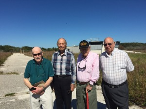 RS1 Reunion at the Pad 4 Blockhouse