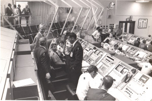 Firing Room Apollo 15 CDDT Phillips Harrington Carlson Talone Powers Fletcher Kapryan N